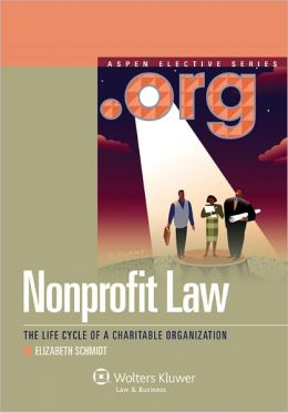 Nonprofit Law: The Life Cycle of a Charitable Organization