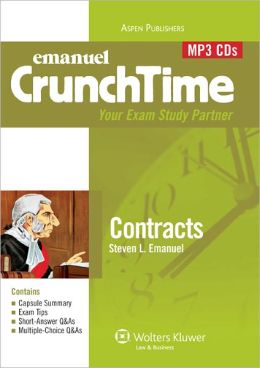Emanuel CrunchTime: Contracts