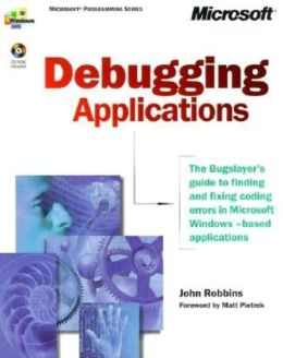 Debugging Microsoft Windows Applications