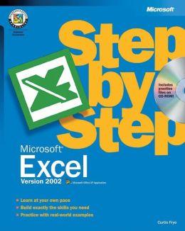 Microsoft Excel Version 2002 Step by Step