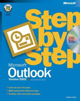 Microsoft Outlook Version 2002 Step by Step with CD-ROM