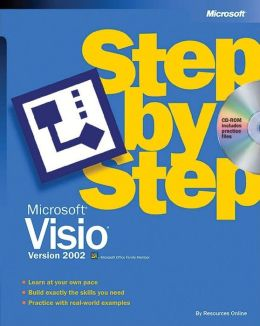 Microsoft Visio Version 2002 (Microsoft Step by Step Series)