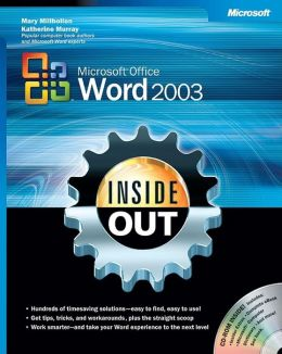 Microsoft Office Word 2003 Inside Out