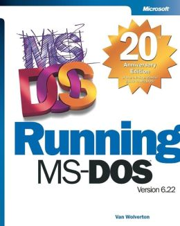 Running MS-DOS 20th Anniversity Edition