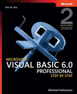 Microsoft Visual Basic 6.0 Professional Step by Step, Second Edition