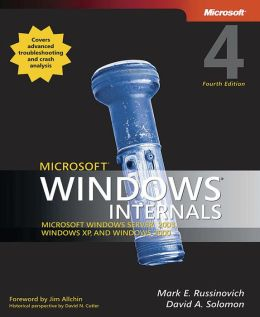 Inside Microsoft Windows Internals, Covering Windows 2000, Windows XP, Windows Server 2003