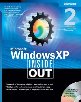 Microsoft Windows XP (Inside Out Series)