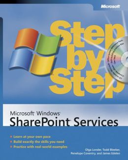 Windows SharePoint Services Step by Step