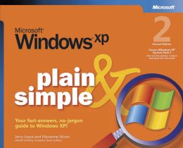 Microsoft Windows XP Plain & Simple