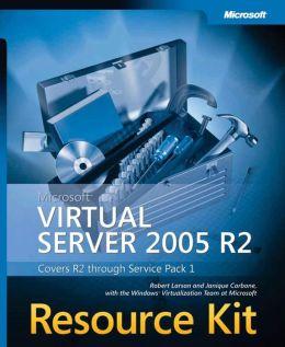 Microsoft Virtual Server 2005 R2 Resource Kit