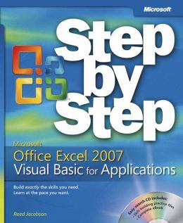 Microsoft Office Excel 2007 Visual Basic for Applications