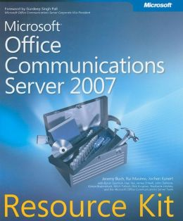 Microsoft Office Communications Server 2007