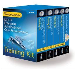 MCITP Enterprise Administrator Core Requirements - Configuring Windows Server 2008 Active Directory: Exams 70-640/642/643/647