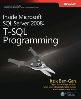 Inside Microsoft Sql Server 2008