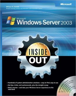 Microsoft® Windows Server 2003 Inside Out