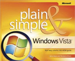 Windows Vista Plain & Simple
