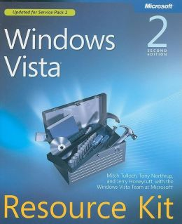 Windows Vista® Resource Kit