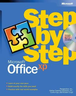Microsoft® Office XP Step by Step