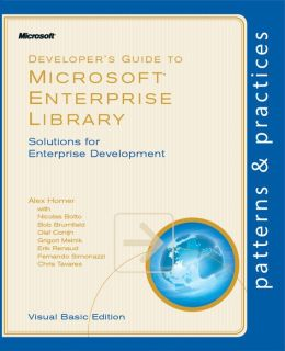 Developer's Guide to Microsoft Enterprise Library 5, Visual Basic Edition