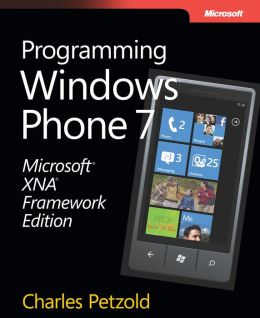 Programming Windows Phone 7, Microsoft XNA Framework Edition
