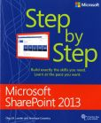 Book Cover Image. Title: Microsoft SharePoint 2013 Step by Step, Author: Olga M. Londer