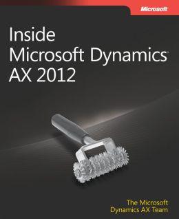 Inside Microsoft Dynamics AX 2012