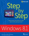 Book Cover Image. Title: Windows 8.1 Step by Step, Author: Ciprian Rusen