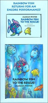 Rainbow Fish to the Rescue! (Rainbow Fish Series)