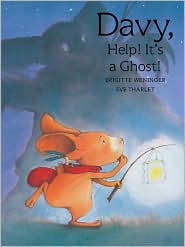 Davy, Help! It's a Ghost