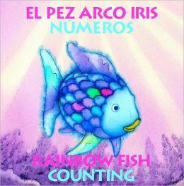 Rainbow Fish: Counting: El Pez Arco Iris: Numeros