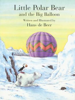 Little Polar Bear and the Big Balloon