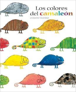 Los colores del cameleon (Chameleon's Colors)