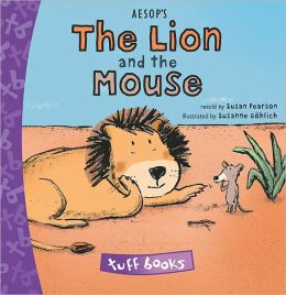 The Lion and the Mouse Tuff Book