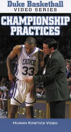 Duke Basketball Video Series: Championship Practices