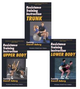 Resistance Training Instruction Video Series Package - NTSC