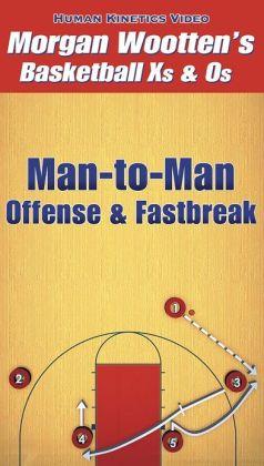 Man-To-Man Offense & Fastbreak Video - NTSC