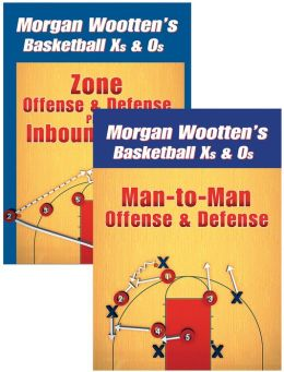 Morgan Wootten's Basketball Xs and Os 2 DVD Package