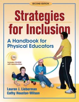 Strategies for Inclusion: A Handbook for Physical Educators - 2E