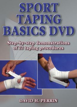 Sport Taping Basics DVD