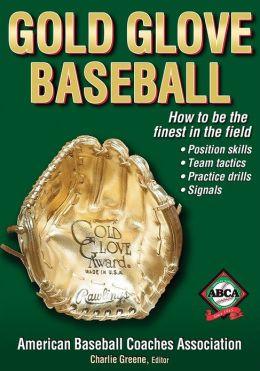 Gold Glove Baseball