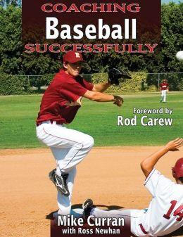 Coaching Baseball Successfully