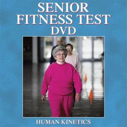 Senior Fitness Test DVD