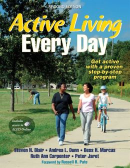 Active Living Every Day w/Online Resource-2nd Edition