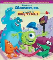 Welcome to Monstropolis (Monsters, Inc.)