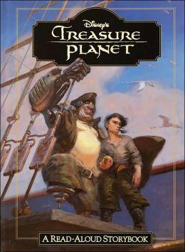 Treasure Planet: A Read-Aloud Storybook