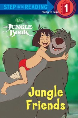 Jungle Friends (Step into Reading Series)