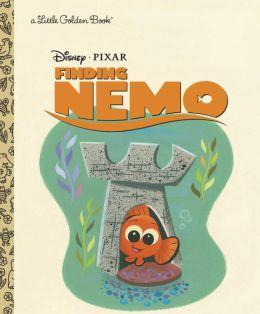 Finding Nemo: Little Golden Book (Disney/Pixar's Finding Nemo)