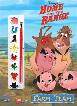 Disney's Home On The Range: Farm Team