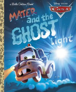 Cars: Mater and the Ghost Light