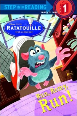 Run, Remy, Run! (Step into Reading Book Series: A Step 1 Book)